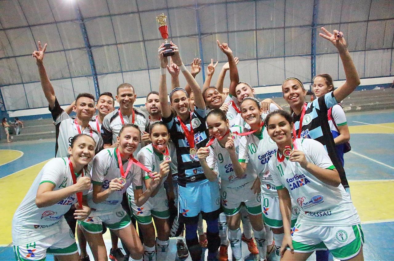 Iranduba conquista Torneio Início do AM de Futsal Feminino  5a4569b36373b