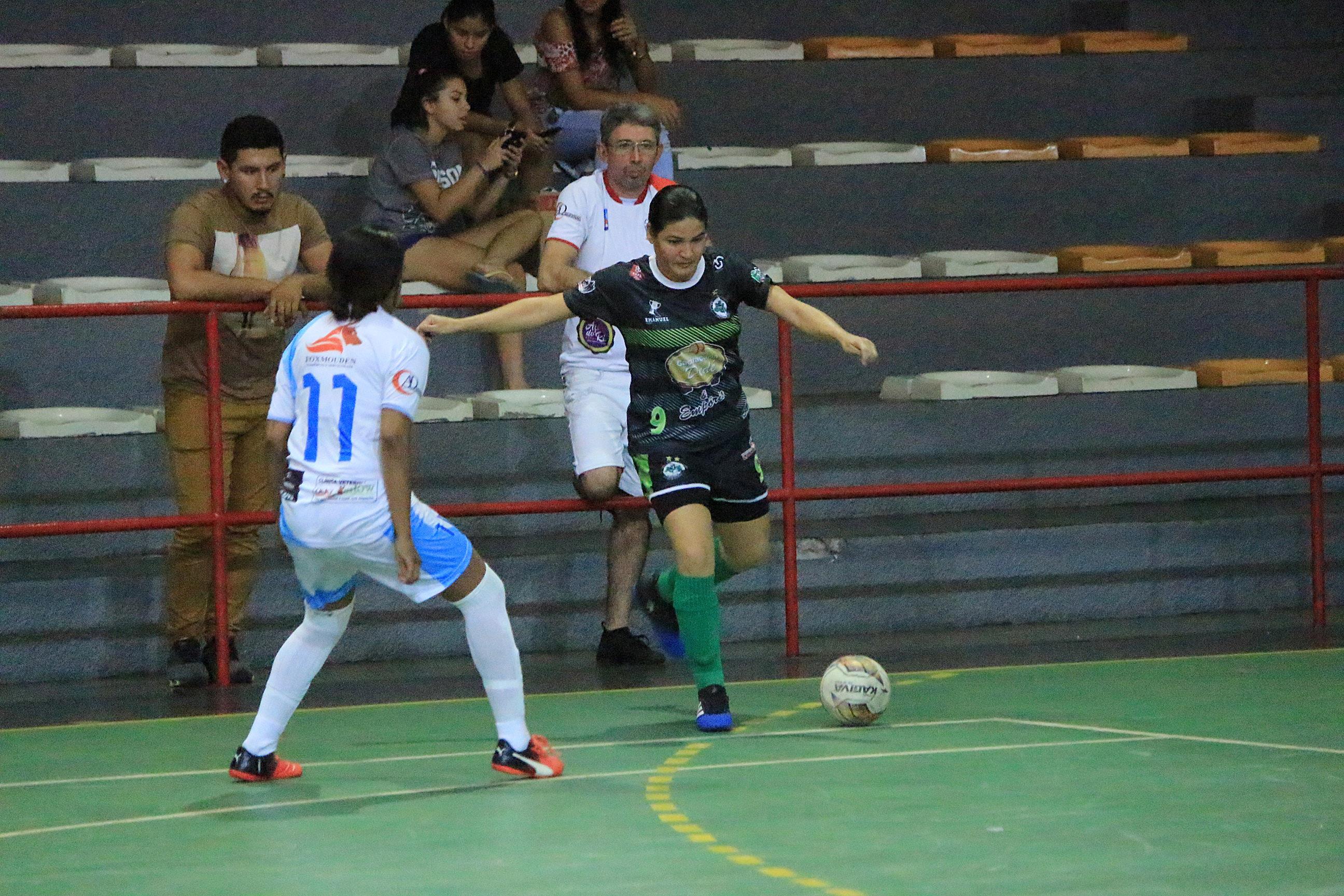 ... Futsal Adulto Feminino começa na noite desta segunda-feira 8892bd420b85a